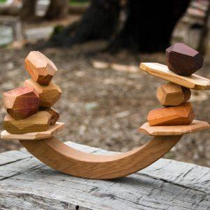 wooden arc