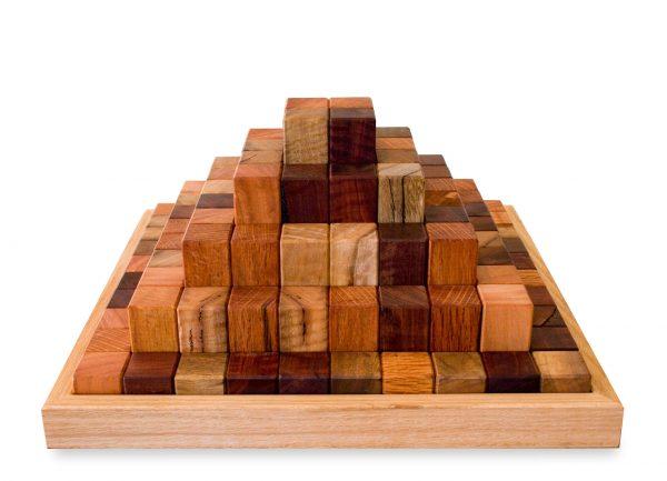 block pyramid